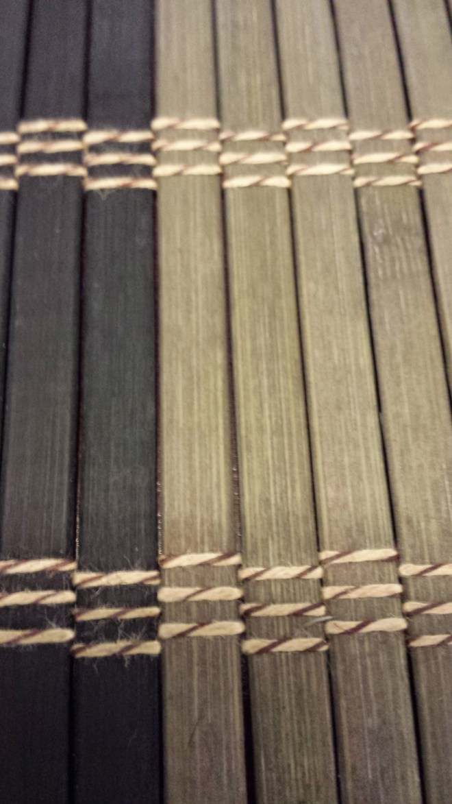Bamboo lines